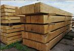 Masivní dubové hranoly